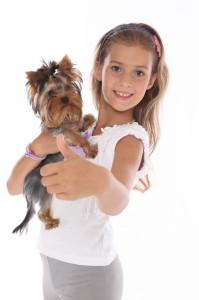 Зачем нужна собака ребенку